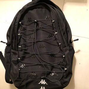 Kappa medium sized backpack black